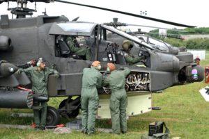 AH-64D Apache RNLAF