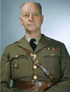 Sherman Miles, generalmajor ZDA